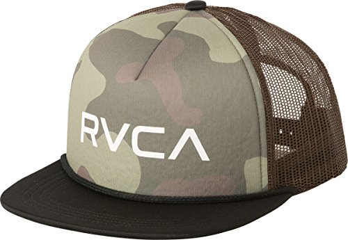 3b79be4f0682e RVCA Men s Foamy Trucker Hat