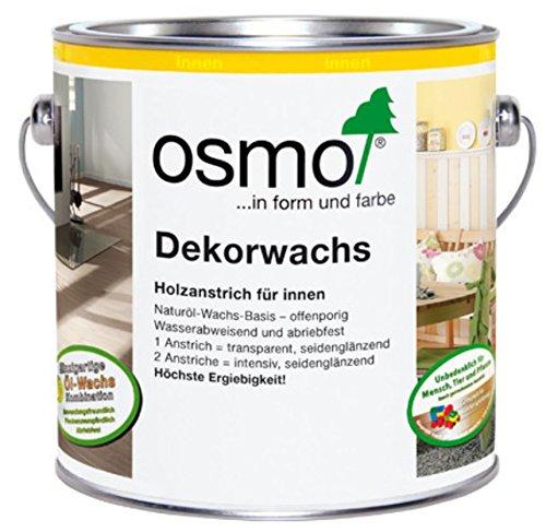 Osmo Wood Wax Finish 3111 White 0.75L