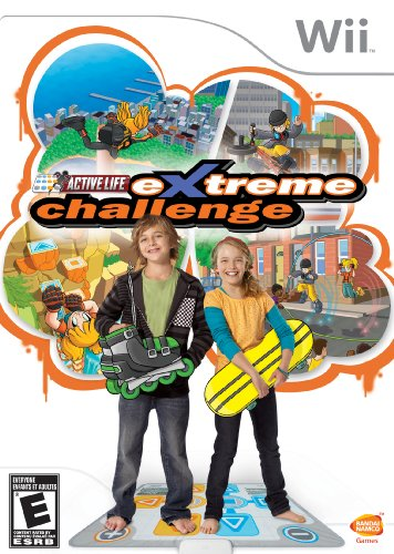 Active Life: Extreme Challenge - Nintendo (Elwood Pops)