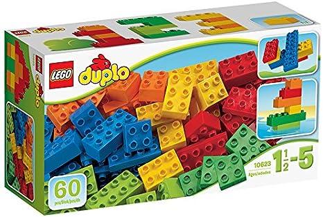 LEGO Duplo Ladrillos Básicos – Grande - Juegos de construcción ...