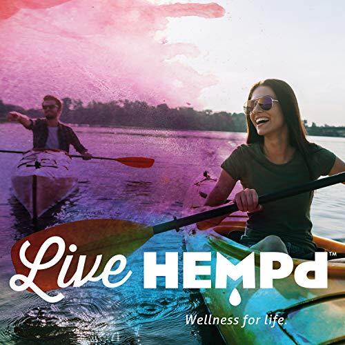 HEMPd Full Plant Hemp Extract Triple Relief Salve, 250 mg. per 2 oz. Jar