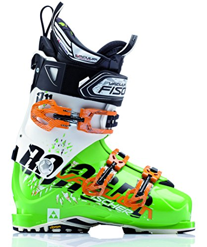 Freeride Ski Boots - Fischer Ranger 11 Vacuum Ski Boots Mens Sz 9.5 (27.5)