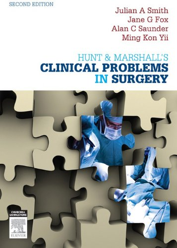 Hunt & Marshall's Clinical Problems in Surgery Pdf