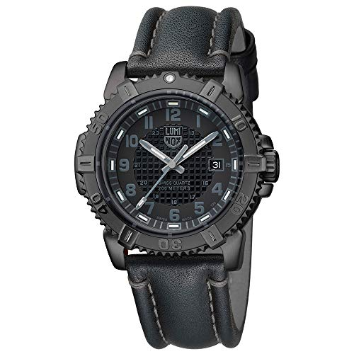 Luminox Outdoor Mens Watch Modern Mariner Black...