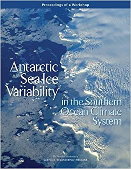 Antarctic Sea Ice Variability in the Southern Ocean-Climate System: Proceedings of a Workshop