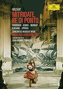 Amazon.com: Mozart - Mitridate, Re di Ponto: Gösta