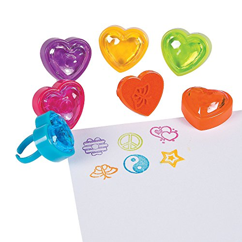 Fun Express Childrens Assorted Stamper