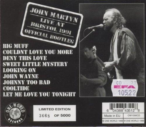 Bristol Live 1991