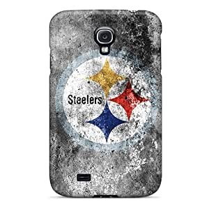 Cute Appearance Cover/tpu Npd1411fkqU Pittsburgh Steelers Case For Galaxy S4