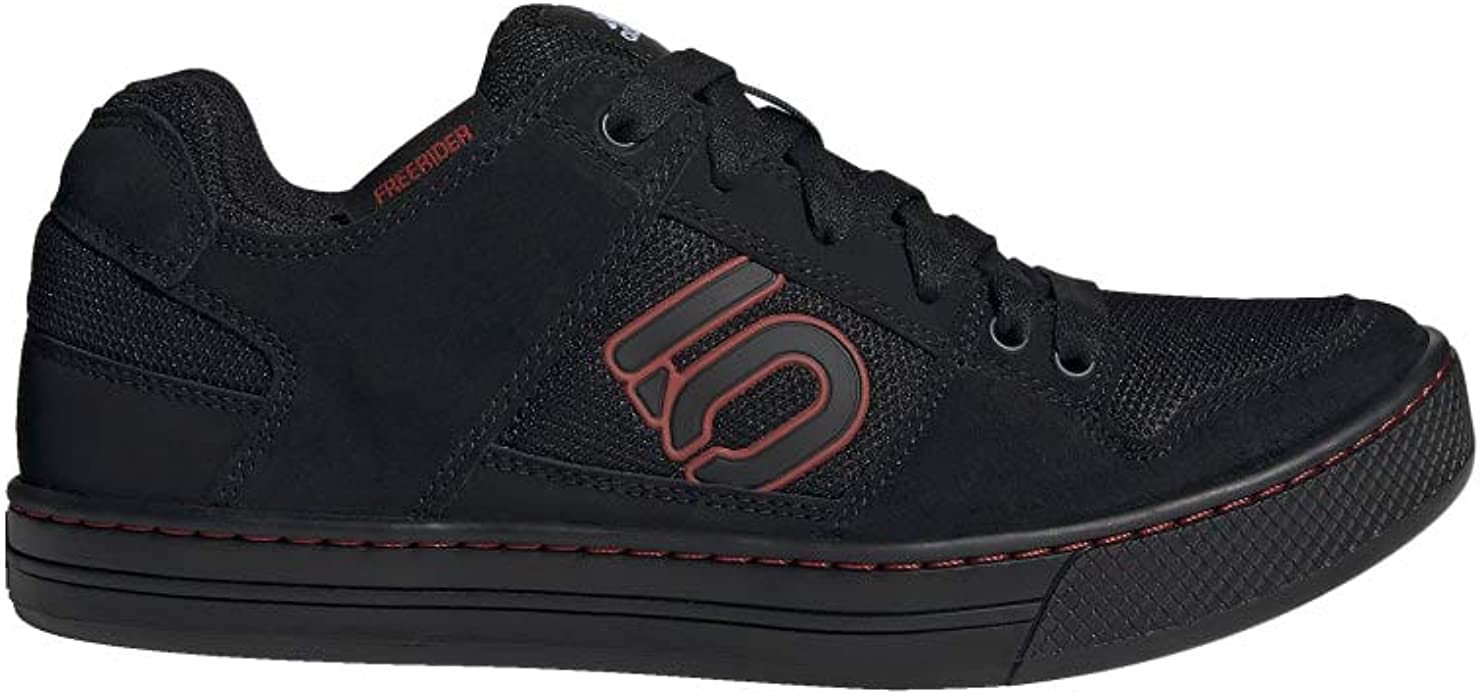 scarpe mtb flat freerider nero FIVE TEN scarpe bici