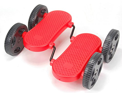 Balance Board Pedal Roller Trainer Exerciser Step Toy for Preschool learning Kid and Children