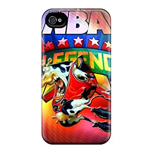 New Iphone 4/4s Case Cover Casing(nba Legend)