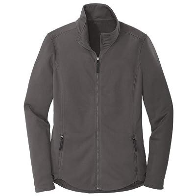 Joe's USA Ladies Smooth Fleece Jacket Sizes XS-4XL at Women's Coats Shop