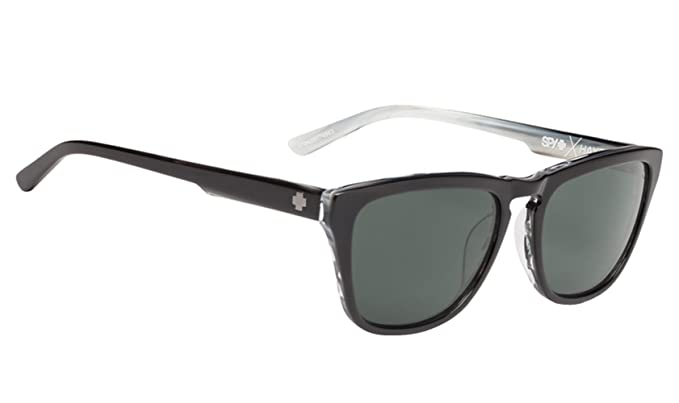 SPY Optic Hayes Polarized Sunglasses for Men and for Women | Patented Happy  Lens Technology for