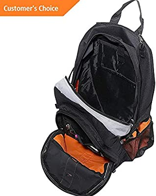 Amazon.com | Sandover Backpack with Dual Mesh Pocket 6 Colors Everyday Backpack NEW | Model LGGG - 9503 | | Luggage & Travel Gear