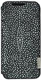 Piel Frama Wallet Case for Samsung Galaxy S7 Edge - Stingray Black