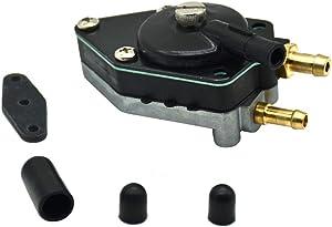 Carbpro Fuel Pump For Johnson Evinrude 25-90HP 438559 0438559 433390 Fuel Pump Assembly