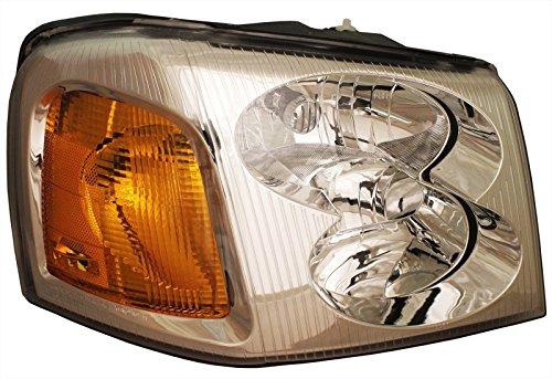 04 gmc envoy headlight assembly - 7