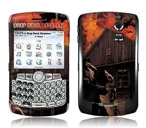 Zing Revolution MS-DGOR10006 BlackBerry Curve- 8300-8310-8320- Drop Dead Gorgeous- In Vogue Skin