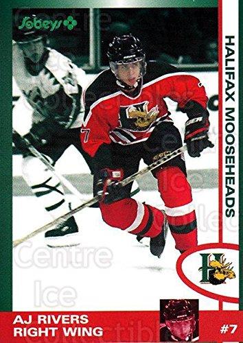 aj-rivers-hockey-card-1997-98-halifax-mooseheads-series-two-19-aj-rivers