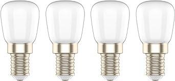 Bombilla LED E14 3W,Equivalente a 20W Bombilla,Blanco Frío ...