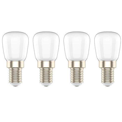 Bombilla LED E14 3W,Equivalente a 20W Bombilla,Blanco Frío 6000K ...