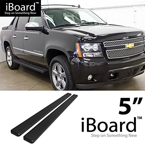 - Off Roader 2002-2013 Avalanche 1500 (w/Body Cladding) & 2000-2018 Suburban 1500 / Yukon XL 1500 (Nerf Bar | Side Steps) 5