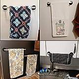 YYST Magnetic Towel Bar Towel Holder Towel Rack