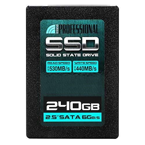 Inland Professional 240GB SSD 3D NAND SATA III 6Gb/s 2.5