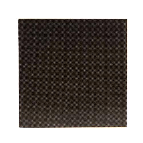 Cell's world 220x220mm Lattice Glass Plate Platform Build Surface for 3D Printer Hot - Glass Lattice