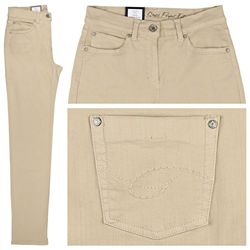 fit slim C femme Stretch Montana Jean Magic 1975 pour 110 Anna Beige C Anglique naqHPwvBw