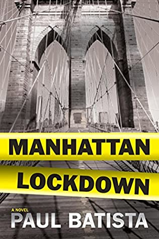 book cover of Manhattan Lockdown