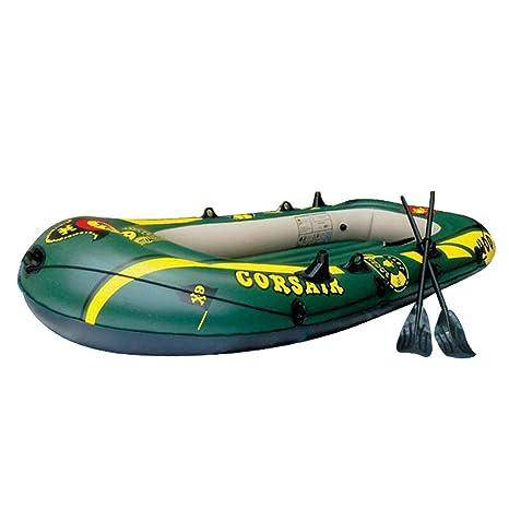 La Mejor Navegación de Viajes de Pesca: Bote Inflable de Kayak ...