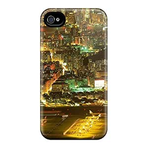 New Arrival Cases Covers With Jwd32635LujF Design For Iphone 6- The Old Kai Tak Airport In Hong Kong