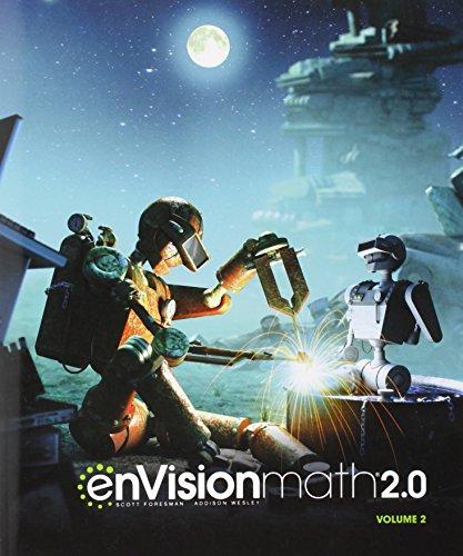 ENVISION MATH 2.0 COMMON CORE STUDENT EDITION GRADE 7 VOLUME 2 COPYRIGHT2017