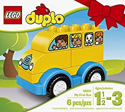 LEGO DUPLO My First My First Bus 10851 Building Kit