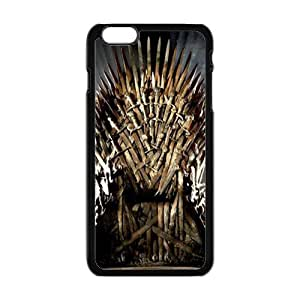 Happy game of thrones chair Phone Case for Iphone 6 Plus