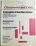 img - for Christianity and Crisis, Volume 47 Number 16, November 9, 1987 book / textbook / text book