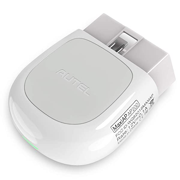 Autel AP200: Full-system OBD2 Bluetooth Adapter