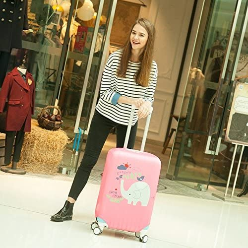 Global Brands Online Honana HN-LB03 Luggage Cover Elasticity Trolley Dustproof Suitcase Bag Travel Suitcase Protector