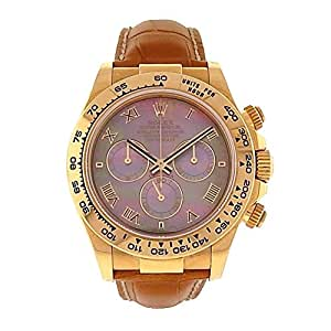 Rolex Daytona automatic-self-wind mens Watch 116518 (Certified Pre-owned)