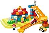 Best Mega Bloks Toys One Year Old Boys - Mega Bloks First Builders Fast Tracks City Center Review
