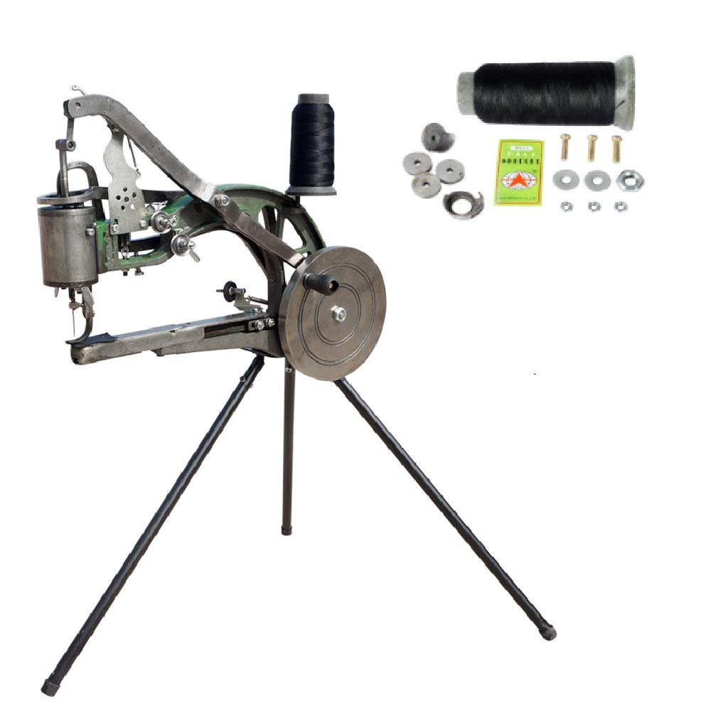 ECO-WORTHY Manual Shoe Mending Machine, Shoe Sewing Machine, Shoe Repair Machine