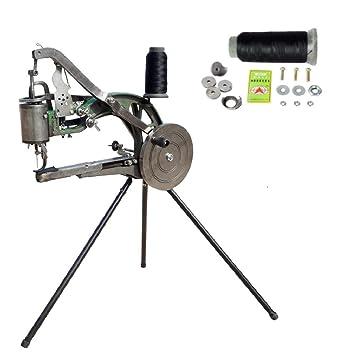 Amazon.com: ECO-WORTHY Manual Shoe ding Machine, Shoe Sewing ...