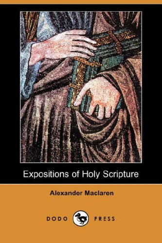 Download Expositions of Holy Scripture pdf epub