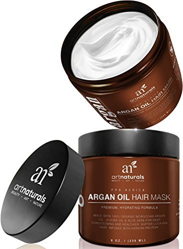 artnaturals argan oil mask