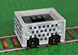 Lego Minecraft + MineCart Hot Wheels with Minecraft Collectible Figure Mystery Blind Box series 5 Ice Minecraft Car HW Ride-Ons - Minecraft The Iron Golem 21123 Kit