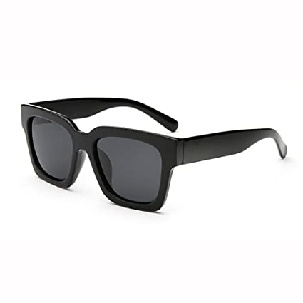 ZX Personalidad Hipster Cara Redonda Gafas De Sol Polarizadas Hombre De Cara Larga Retro Gafas Caja