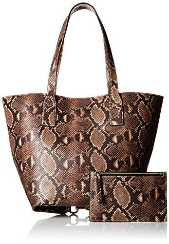 Shopper Taschen Marc Jacobs Damen Leder Braun, Beige und Silber M0008245950 Braun 5x39x45.5cm