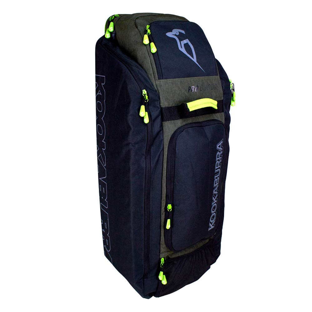 2019 Grey Kookaburra Pro 500 Barrel Cricket Holdall Bag